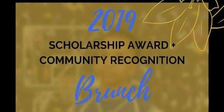 2019 BBALLFORLIFE Scholarship Award Community Recognition Brunch  tickets