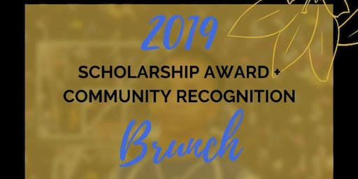 2019 BBALLFORLIFE Scholarship Award Community Recognition Brunch