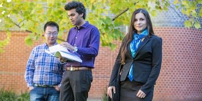 ANU College of Business and Economics - Postgraduate Meet the Convenor Event