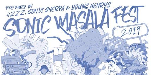 Sonic Masala Fest 2019