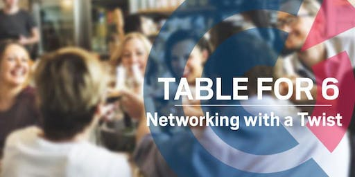 NSW | Table for 6 Networking Dinner @ Four Frogs - Tuesday 27 August