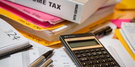 Tax Talk - Kogarah Library (Please note change of time) tickets