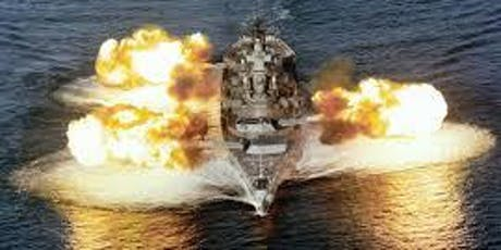 The Importance of Quality in the Defense Industry aboard the USS New Jersey tickets