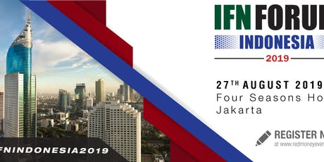 IFN Indonesia Forum 2019  tickets