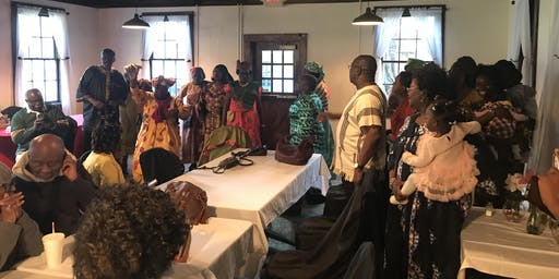 Gullah 2019 Homecoming Visit to Sierra Leone