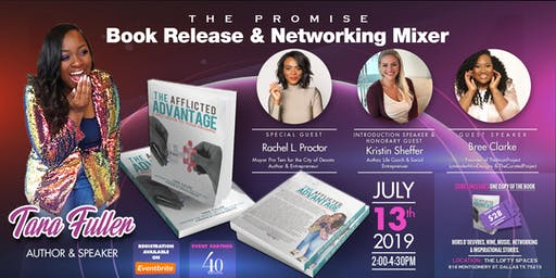 The Promise - Book Release & Networking Mixer DFW