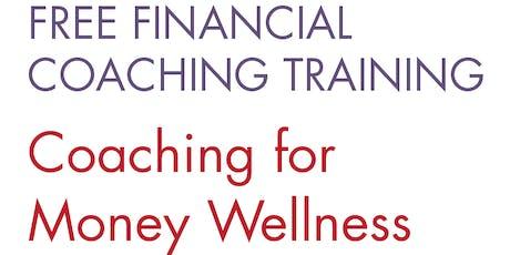 Free Financial Coaching Training: Module 2 tickets