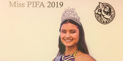 Miss PIFA 2019 Pageant