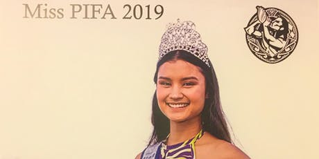 Miss PIFA 2019 Pageant tickets