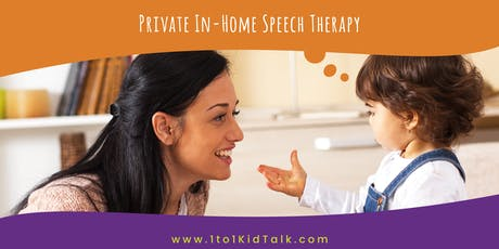 Autism Treatment & Speech Therapy Training for Beverly Hills -by 1to1 Kid Talk tickets