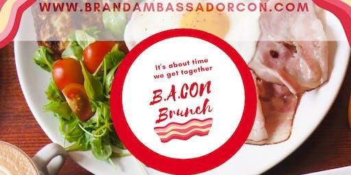 B. A. CON BRUNCH! (Brand Ambassador Convention Networking Brunch)