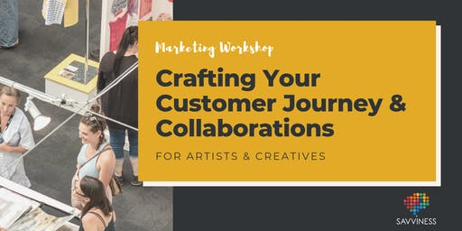 Crafting you Customer Journey + Collaborations with Tiffany Bennett from Savviness Marketing