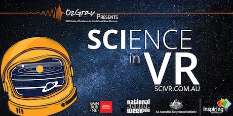 Immersive Science III: Astronomy for All Australians (Adults)(Doors open at 6:30) tickets