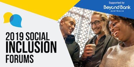 Social Inclusion Forum tickets