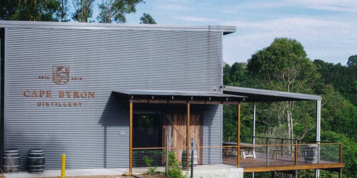 Cape Byron Distillery and Rainforest Tour (July - August 2019)