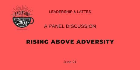 June Leadership & Lattes tickets