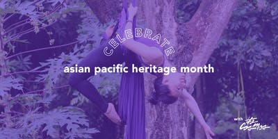 Celebrate APAHM: Aerial Yoga, Lunch, Conversation on Asian Womxn Identities