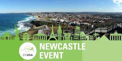 Newcastle Camp Counselors USA 2020 Season Launch