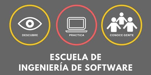 8a. Escuela de Verano en Ingeniería de Software