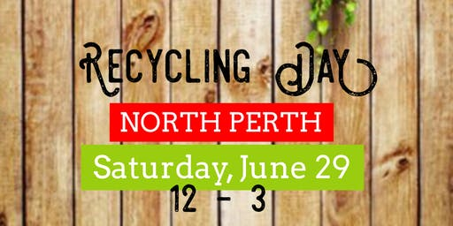 RECYCLE MARKET - NORTH PERTH