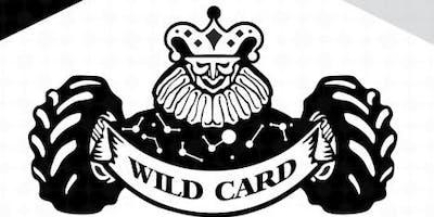 Wild Card Patio Party