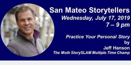 Storycraft: Practice Your Personal Story with The Moth StorySLAM Champ tickets