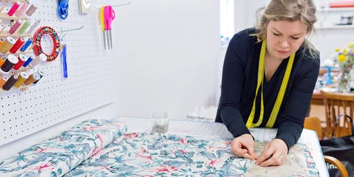 Summer romper sewing workshop - Learn to work with pattern