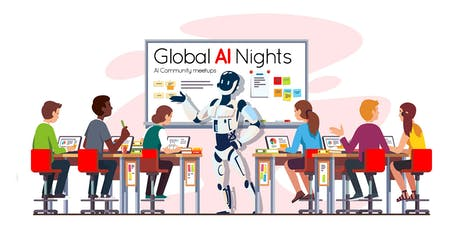 Global AI Night Madrid entradas