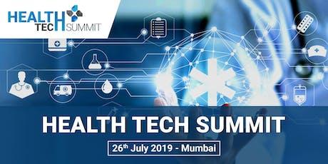 Health Tech Summit tickets