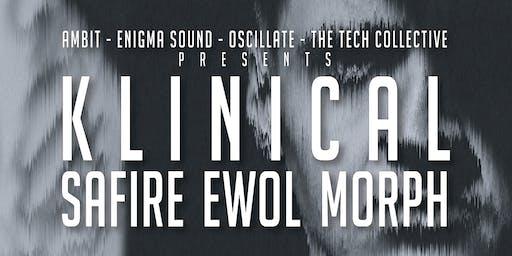 KLINICAL (UK) feat. Ewol, Safire, Morph