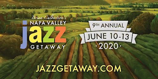 9th Annual Napa Valley Jazz Getaway - June 10-13, 2020