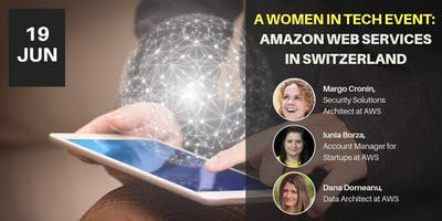 A Women in Tech Event: Amazon Web Services in Switzerland