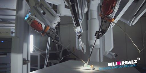 SILBERSALZ Film: HUMAN + Revolution der Sinne / Episode 1: Fühlen