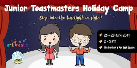 Junior Toastmasters Holiday Camp tickets