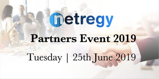 Netregy's Partners Event 2019