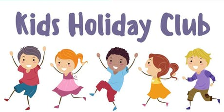 Kids Holiday Club 2019 tickets
