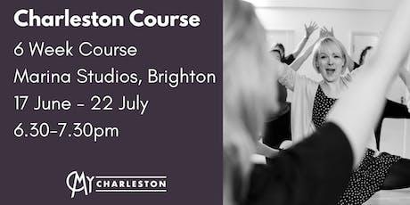 6 Week Charleston Course at Marina Studios, Brighton tickets