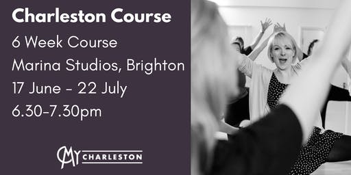 6 Week Charleston Course at Marina Studios, Brighton