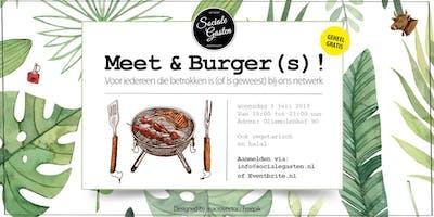 Sociale Gasten MEET&BURGER(S) 2019
