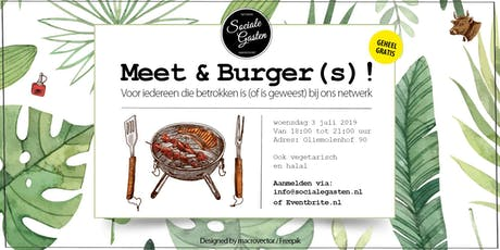 Sociale Gasten MEET&BURGER(S) 2019 tickets