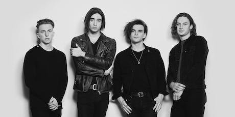 The FAIM (AU) & Woes & Charming Liars tickets