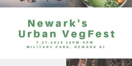 Newark's Urban VegFest tickets