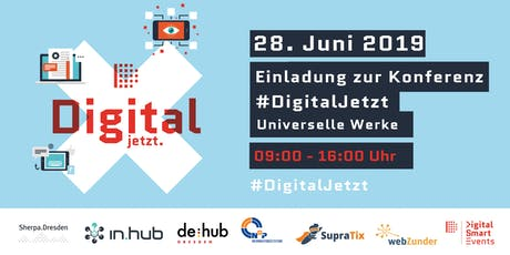 #DigitalJetzt Tickets