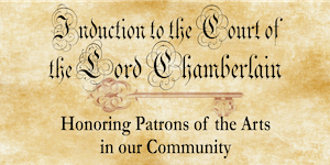 Induction to the Lord Chamberlain Gala 2019