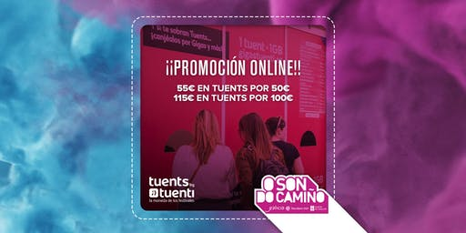 PROMO TUENTS by TUENTI - O SON DO CAMIÑO 2019