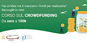 Corso sul Crowdfunding - da zero a 100k (CF03.19)