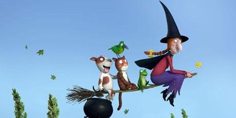 Family Yoga - Room on the Broom tickets