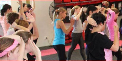 Free 6-week Self Defense Course for Women, Girls & Q friendly -FULL