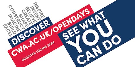 Open Day - King's Lynn campus - March 2020 tickets