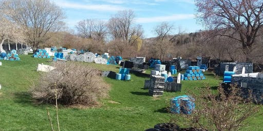 Play Paintball at Boneyard Paintball-Open Play November 24th in Plymouth,WI